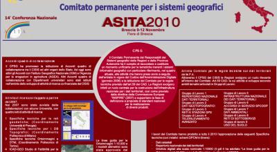 XIV Conferenza Nazionale ASITA 2010