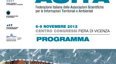 XVI Conferenza Nazionale ASITA 2012