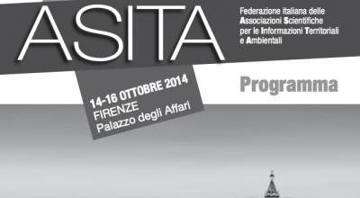 XVIII Conferenza Nazionale ASITA 2014
