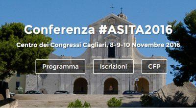 XX Conferenza Nazionale ASITA 2016